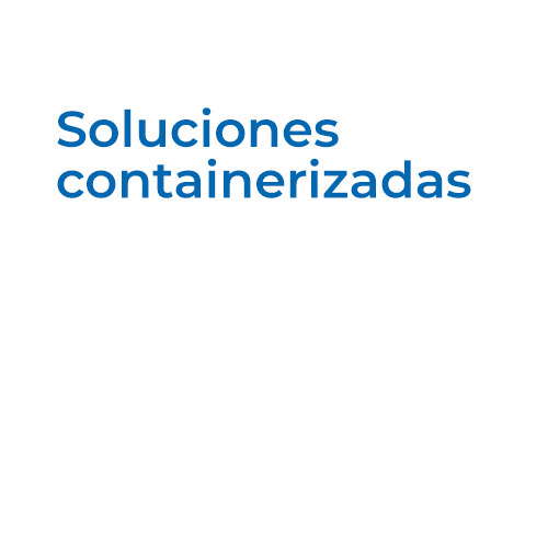 Soluciones containerizadas EQUIMODAL