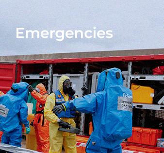Area Emergencies EQUIMODAL