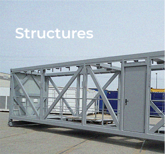 Area Structures EQUIMODAL